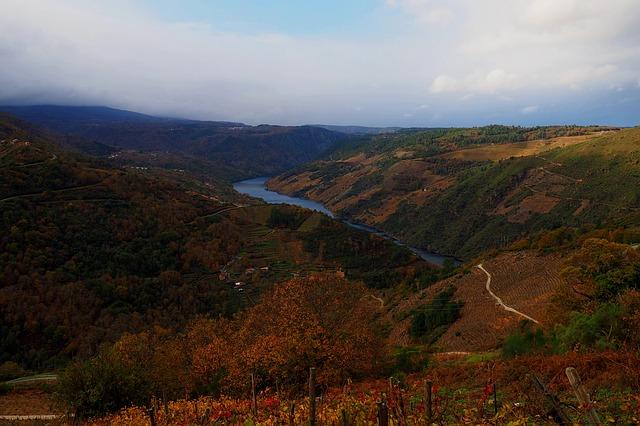 rutas del vino en Galicia Ribeira Sacra